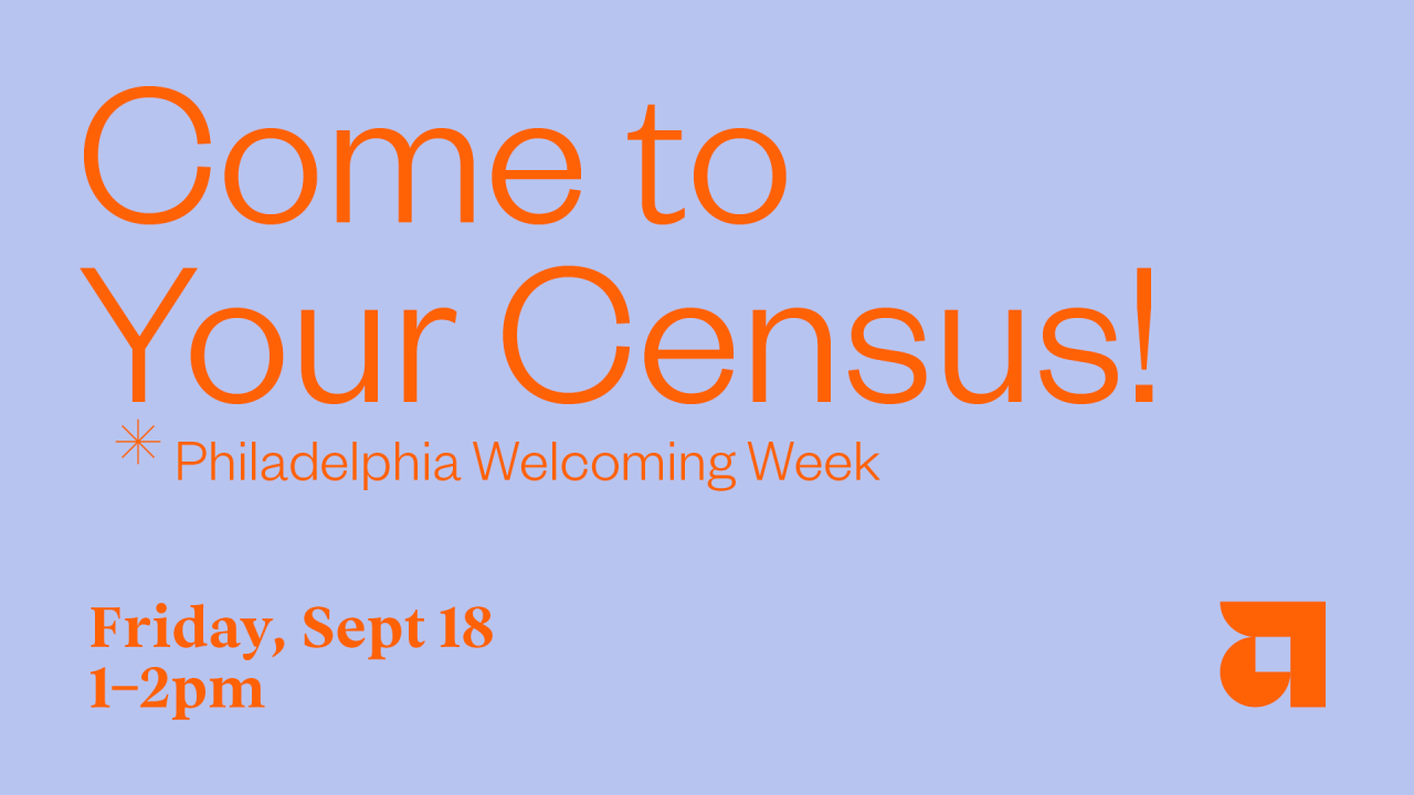 Come to Your Census info card