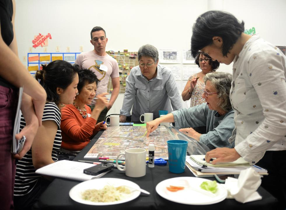 Planning Workshop, photo by Jino Lee